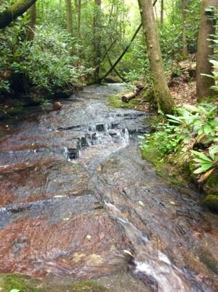 waterfalls of transylvania county