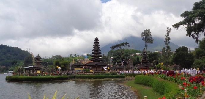 Lake Batur & Ulun Panu Batur Temple
