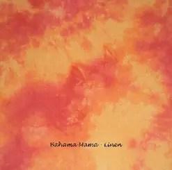 Bahama Mama Linen