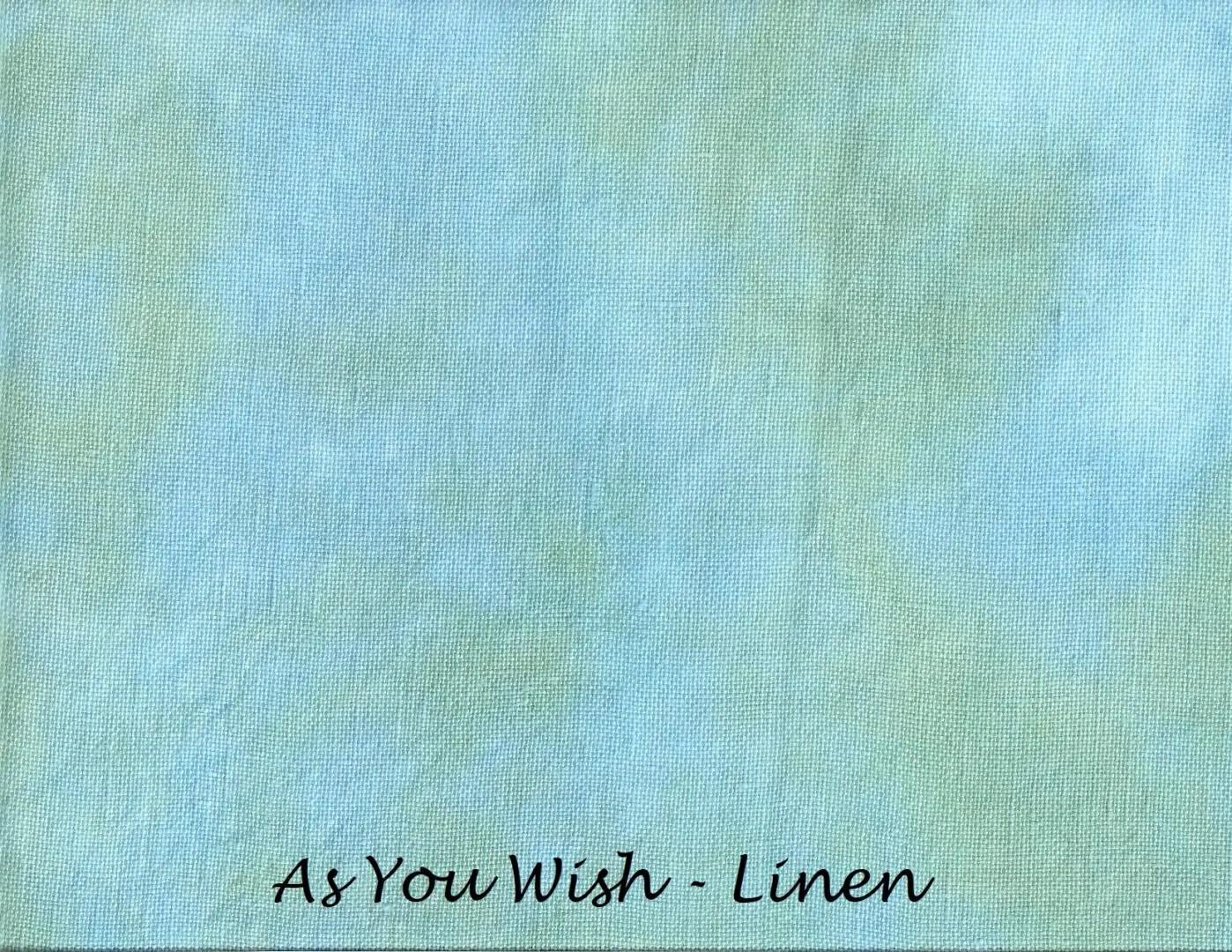 As You Wish Linen