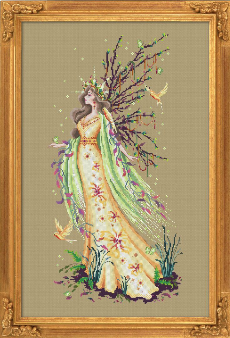 Gaia, The Earth Goddess