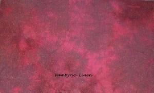Vampyric linen