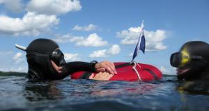 Dybdetræning - Furesøen: Super fridykning nord for København