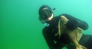 IMG 0674 - Den første tur - kom igang med undervandsjagt 2/2 Uvpodcast 004