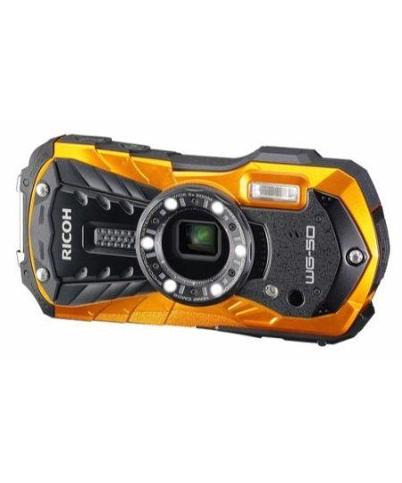 Ricoh WG 50 - Ricoh WG-50 vandtæt kamera