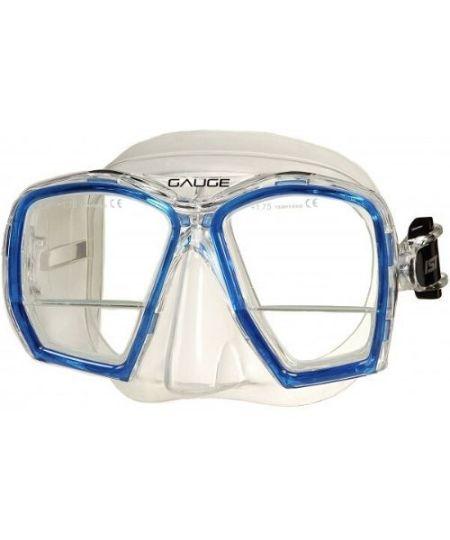 IST Gauge dykkermaske med læse styrkefelt - IST Gauge dykkermaske med læse/styrkefelt