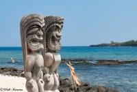 Kona Hawaii's Royal Place of Refuge