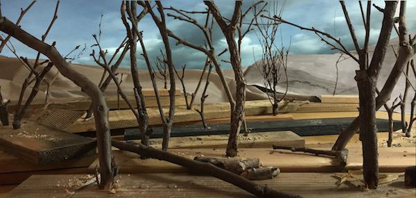 Chris Monger Landscape