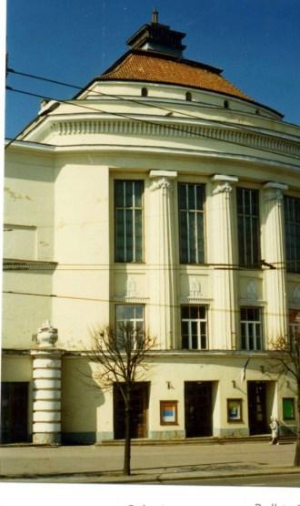 Wivi Lönn-Armas Lindgren, Teatro Estonia, Tallin, Estonia, 1913