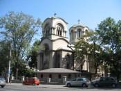 Jelisaveta Načić - Iglesia Alexander Nevsky, Belgrado, 1909 - 1930
