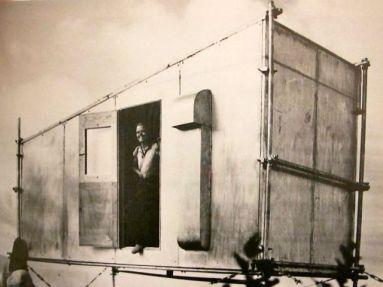 Charlotte Perriand, Refugio Bivouac.