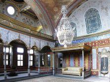 Mualla Eyüboğlu, Interior del Harem del Palacio de Topkapi