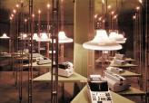 Franca Helg. Escaparate y diseño interior negocio Olivetti, París