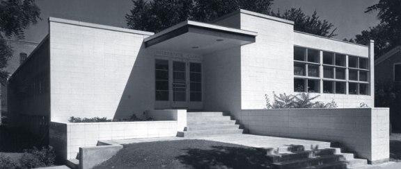 Elizabeth Scheu y Win Close, Interstate Clinic, 1938
