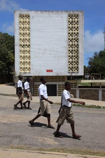 Fry, Drew and Partners, Mfantsipim School (Ausschnitt), Ghana, 1958