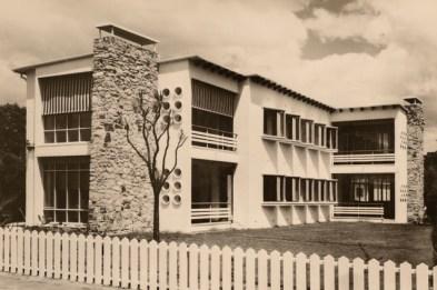 Mary Turner Shaw y Frederick Romberg, Glenunga Flats