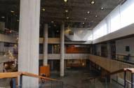 Léonie Geisendorf, Colegio St. Görans, interior. 1961