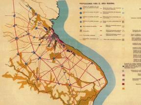 Itala Fulvia Villa, Plan Regulador de la Ciudad de Buenos Aires