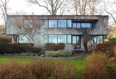 Léonie Geisendorf, Villa Delin