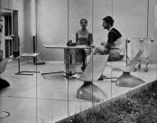 Alison y Peter Smithson. Casa del Futuro. 1956
