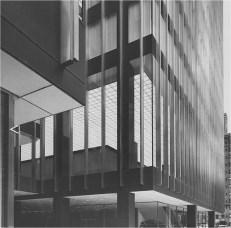 Natalie De Blois. Union Carbide Building