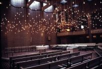 Estudio Exner, Iglesia Sædden, Esbjerg, Dinamarca, 1978