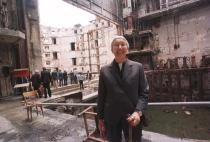 Gae Aulenti, Venezia, 1997