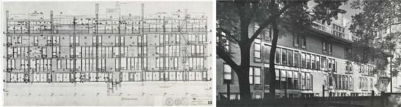 Judith Edelman. Proyecto edificios 9-G Co-ops, Nueva York