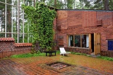 Elissa & Alvar Aalto. Casa Experimental Muuratsalo.
