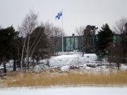 Raili y Reima Pietilä, Residencia del presidente de Finlandia, Mäntyniemi