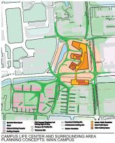Robert Venturi, Denise Scott Brown & Associates, Tsinghua University, Campus Plan Suggestions (2005)