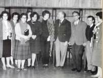 Noemí Goytia, Marina Waisman, Enrico Tedeschi, Tito Gallardo
