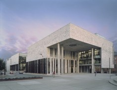 Merrill Elam y Mack Scogin. Austin E. Knowlton School of Architecture