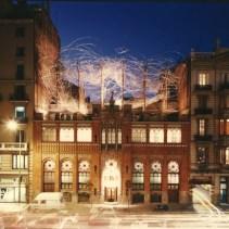 "Roser Amadó - B01 Arquitectes. Rehabilitación de la ""Montaner i Simón"" para la Fundación Tàpies"