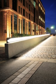 Beth Galí, remodelación del espacio público Hafencity en Hamburgo1