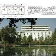 Roser Amadó - B01 Arquitectes. Residencia Sustentable para jóvenes