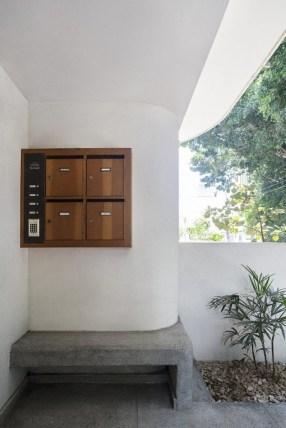 Zeev Rechter (proyecto) Nitza Metzger Szmuk (restauración) Casa Soskin, Tel Aviv