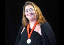 Zaha Hadid 2004
