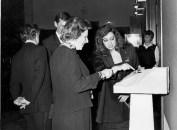 Zaha Hadid y Margaret Thatcher