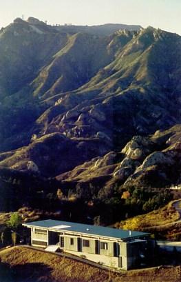 Sarah Graham, Casa en Taponga, USA, 1991-1993