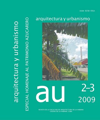 Eliana Cárdenas, Revista Arquitectura y urbanismo