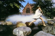 Peter Walker y Martha Schwartz, Tanner Fountain