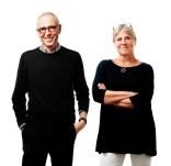 """Inga Varg y Alessandro Ripellino. Socios y directores de """"Rosenbergs Arkitekter"""" 1993-2014"""
