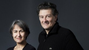 Anne Lacaton y Jean Philippe Vassal