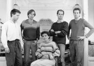 Mecanoo: Erick Van Egeraat, Chris de Weijer, Francine Houben, Roelf Steenhuis, Henk Döll, 1984