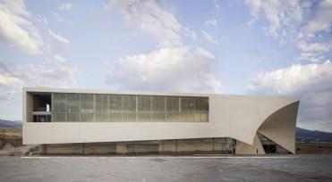 Sol Madridejos: S-M.A.O, Centro de arte y tecnología de Segovia