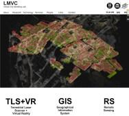 Pilar García Almirall, Laboratorio de Modelización Virtual de la Ciudad