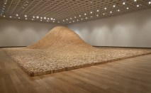 Maya Lin, 2 x 4 Landscape, 2006 Pace Gallery
