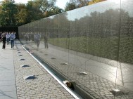 Maya Lin, Vietnam Memorial, Washington