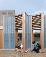 Sarah Wigglesworth Architects - Sandal Magna Primary School, 2010